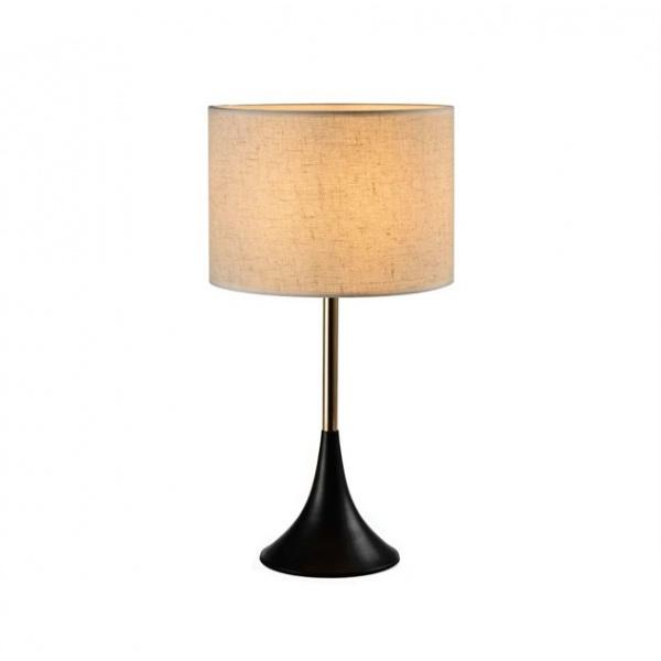 EILON โคมไฟตั้งโต๊ะ WP199132 สีขาว