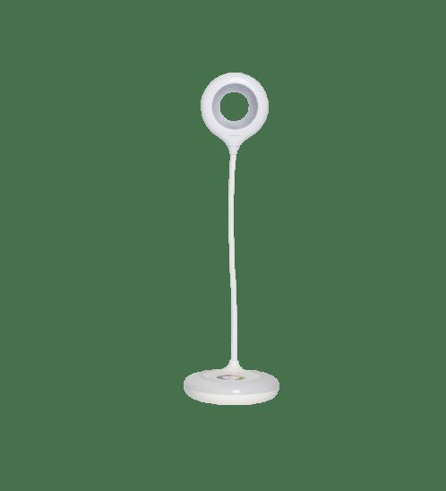 EILON โคมไฟตั้งโต๊ะ Modern   LE-1917 สีขาว