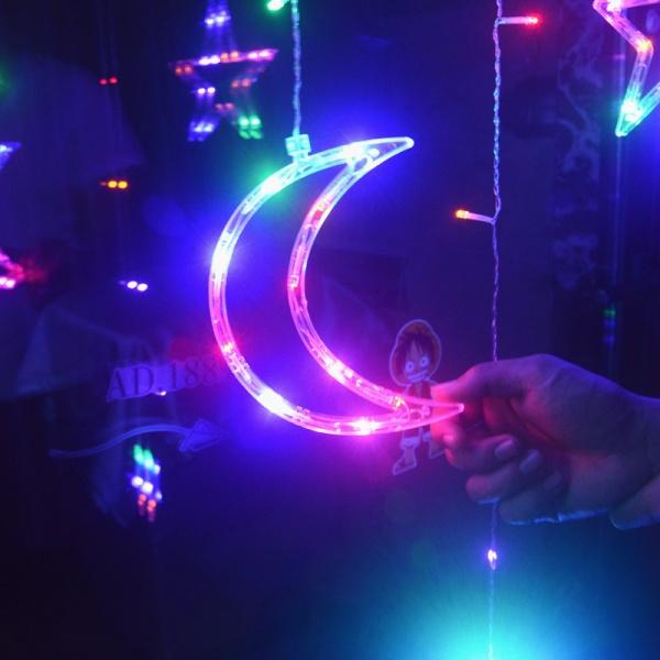 EILON ไฟเทศกาล  JRD-12  (RGB)   -