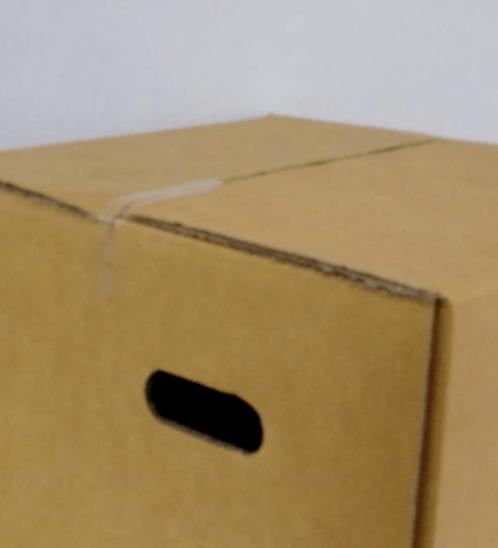 i-box OTP กล่องกระดาษ(ไม่พิมพ์) 15 5CT4H สีน้ำตาลอ่อน