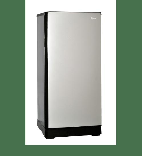 Haier ตู้เย็น 1 ประตู 6.3 คิว  HR-DMBX18 CS สีเงิน