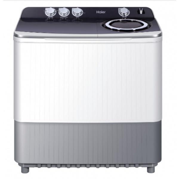 HAIER  เครื่องซักผ้า 2 ถัง กึ่งอัตโนมัติ ขนาด 10.5 Kg HWM-T105N2