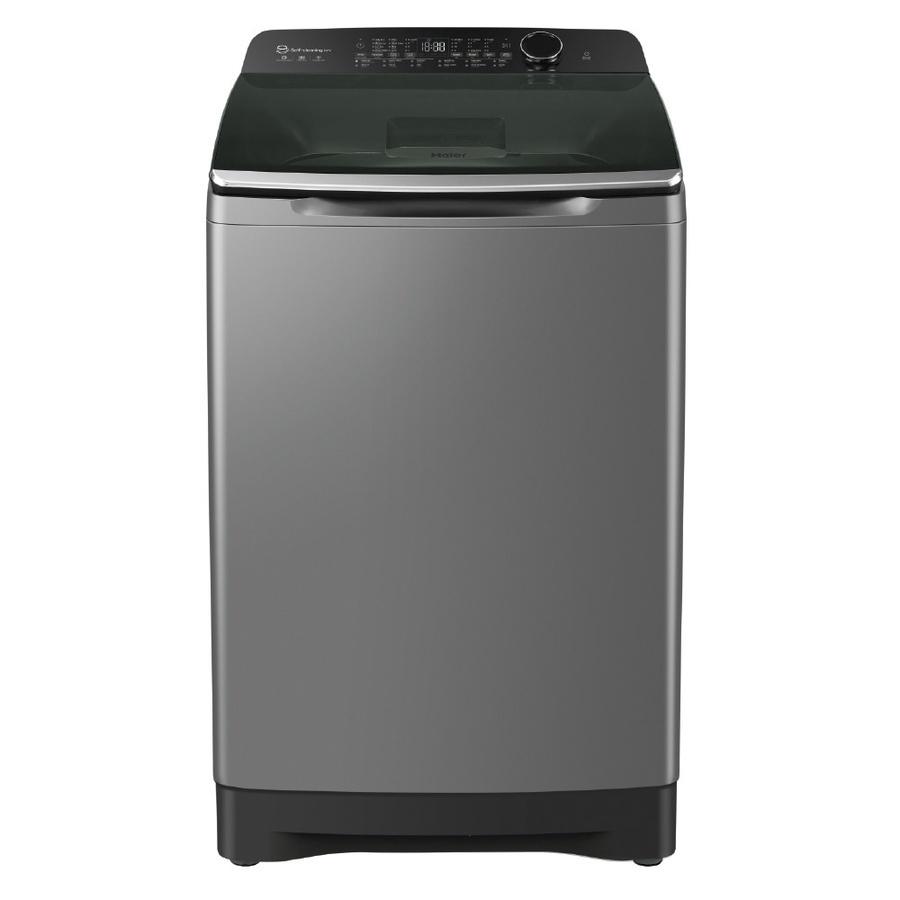 Haier เครื่องซักผ้าฝาบน SELF-CLEANING 14 กก.   HWM140-1702DS:HAT/Top Load สีเทา