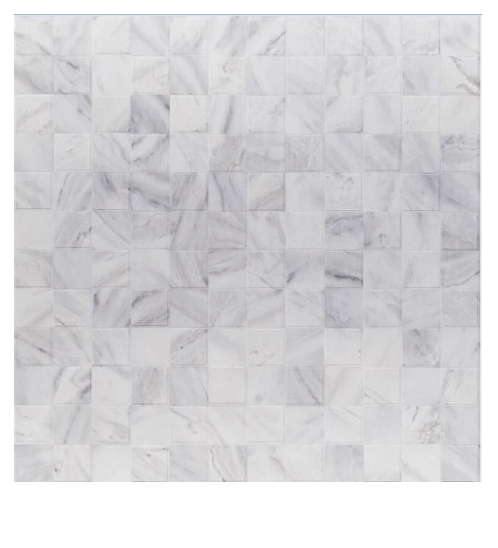 CAMPANA 16x16ไอร่า ไวท์(6P)  (A) FT400X400 สีขาว