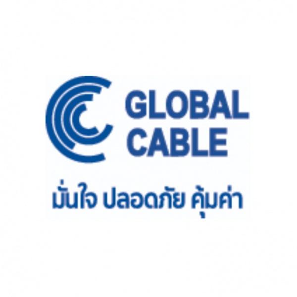 Global Cable สายไฟ   IEC01 1x1.5 100เมตร  สีเหลือง