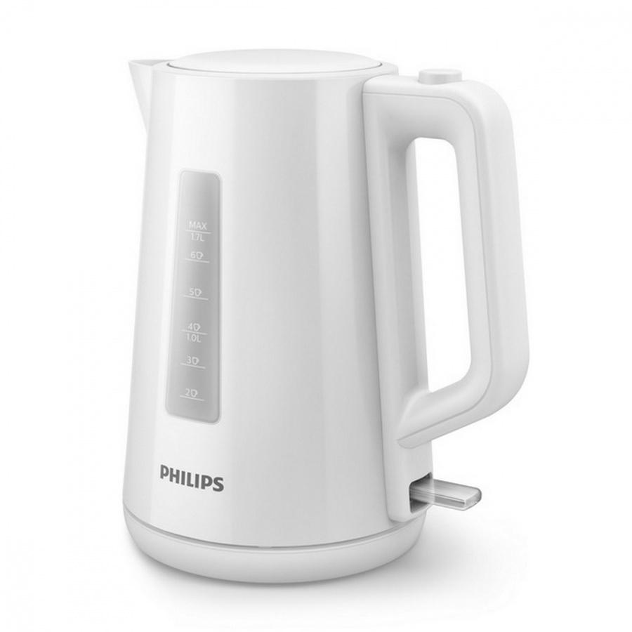 PHILIPS กาต้มน้ำไฟฟ้า  1.7 ลิตร HD9318 สีขาว