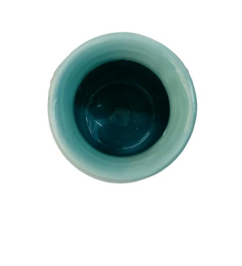 COZY แจกันตกแต่ง Size S QM005 สีฟ้า