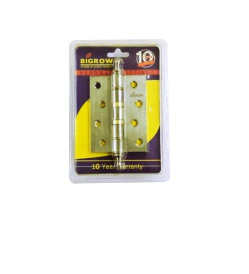 BIGROW บานพับ  4x3x2-4BB SN CHP2