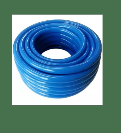 ท่อยางไทย สายยางฟ้าเด้ง ขนาด 5/8 นิ้ว ยาว 30 เมตร สีน้ำเงิน
