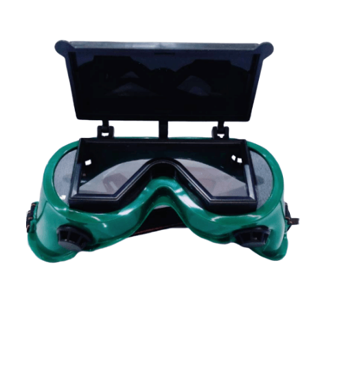 Protx แว่นตากันเชื่อม JR-SG120 สีเขียว