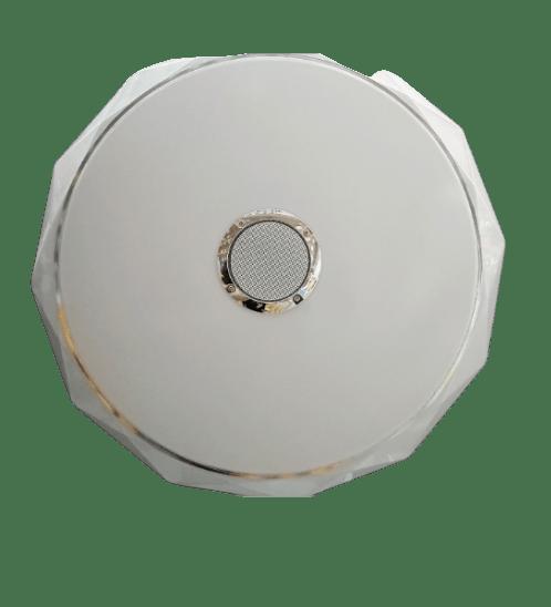 EILON โคมเพดานแอลอีดี Smart บลูทูธ 36W ปรับ3สี   BT1844 สีขาว