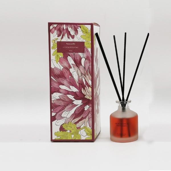 USUPSO ชุดก้านไม้หอม Cherry Blossom 45 ml. (#BP9) สีม่วง