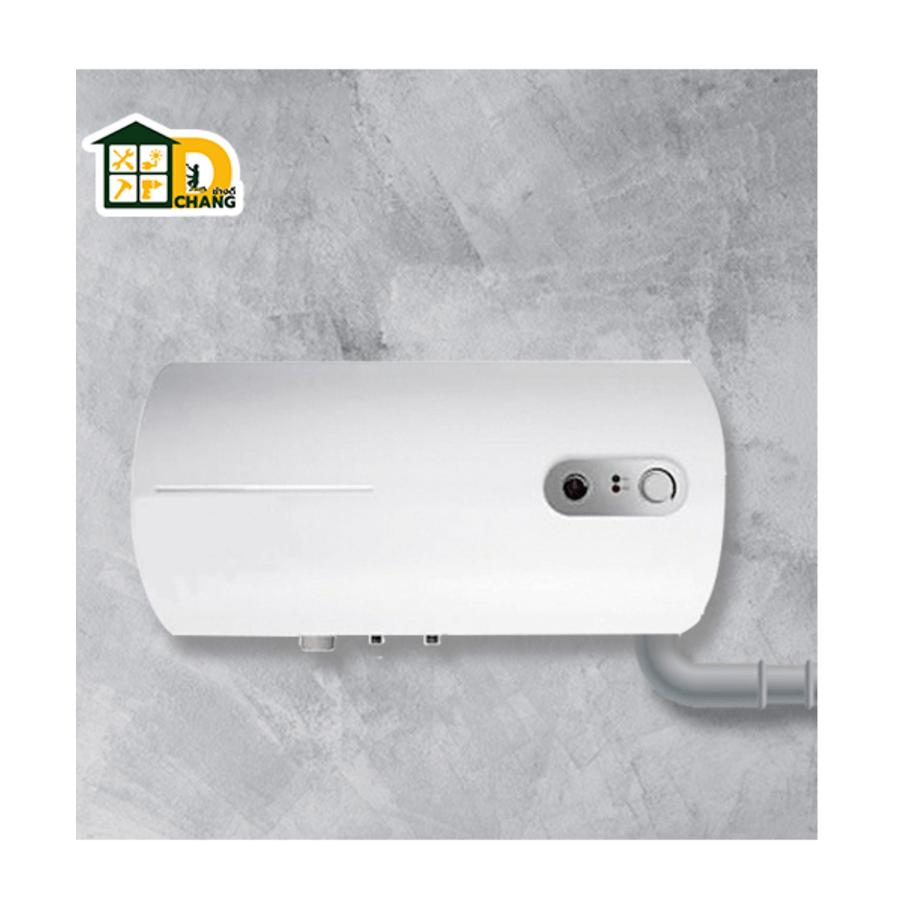 GLOBAL SERVICE บริการติดตั้งเครื่องทำน้ำร้อนแบบหม้อต้ม  ปริมาตร 50-150 ลิตร  (รวมอุปกรณ์ ยกเว้นเดินระบบท่อประปา)