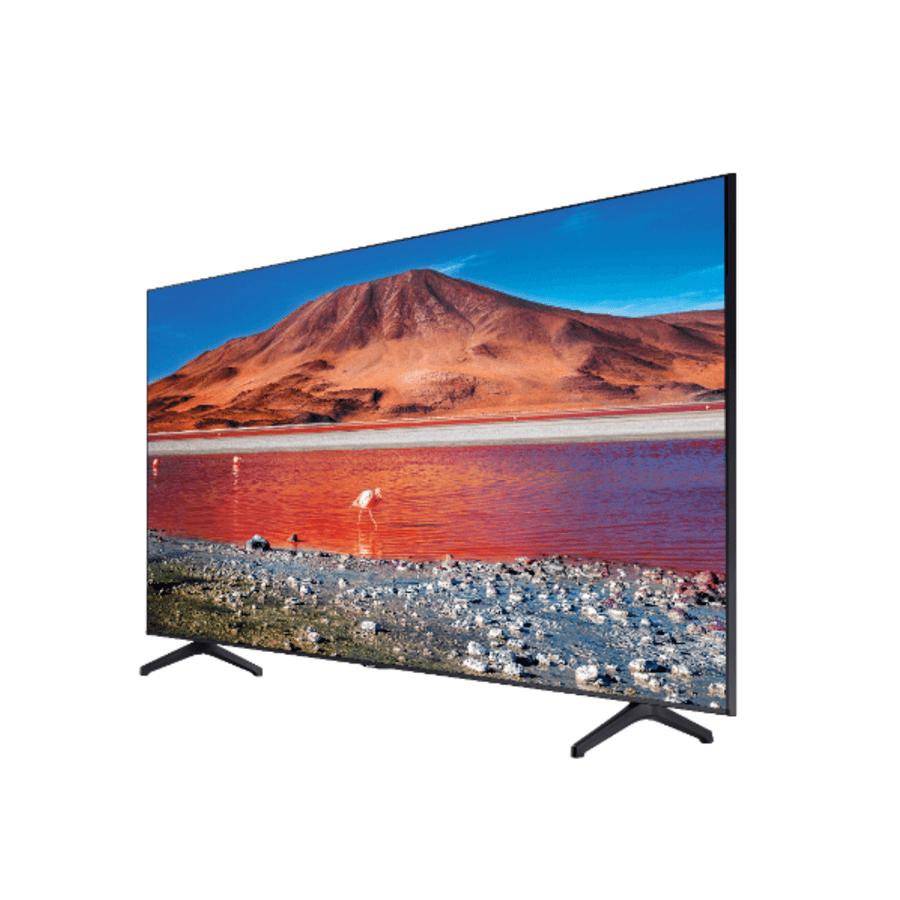 SAMSUNG โทรทัศน์ UHD TV ขนาด 55 นิ้ว UA55TU7000KXXT สีดำ