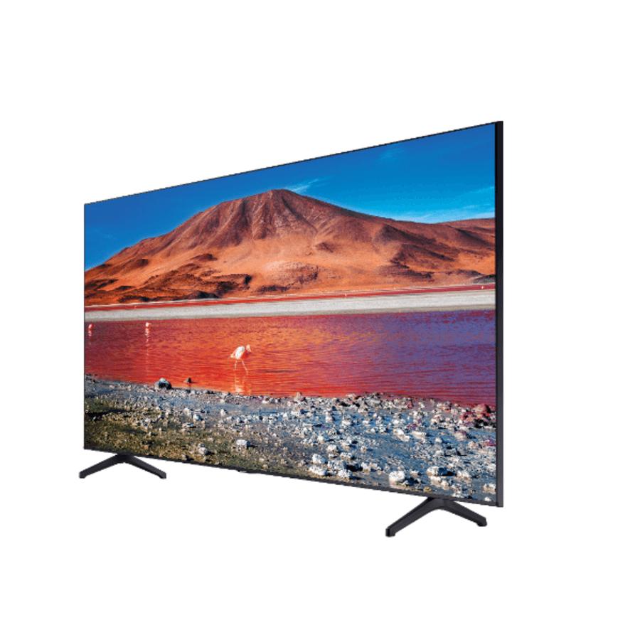 SAMSUNG โทรทัศน์ UHD TV ขนาด 50 นิ้ว UA50TU7000KXXT สีดำ