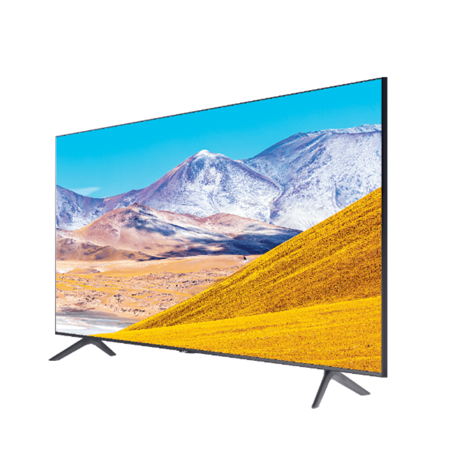 SAMSUNG โทรทัศน์ UHD TV ขนาด 55 นิ้ว   UA55TU8100KXXT  สีดำ