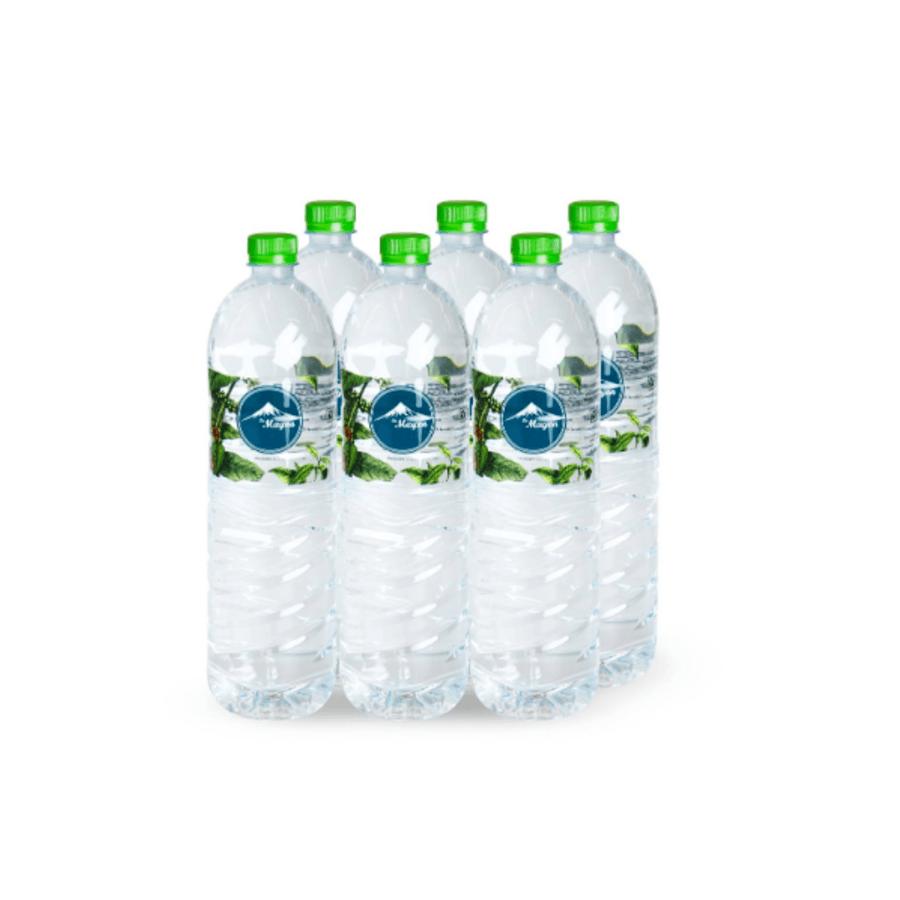 LAMAYON น้ำดื่มลามายอน 1500 มล.  แพ็ค 6 ขวด ใส