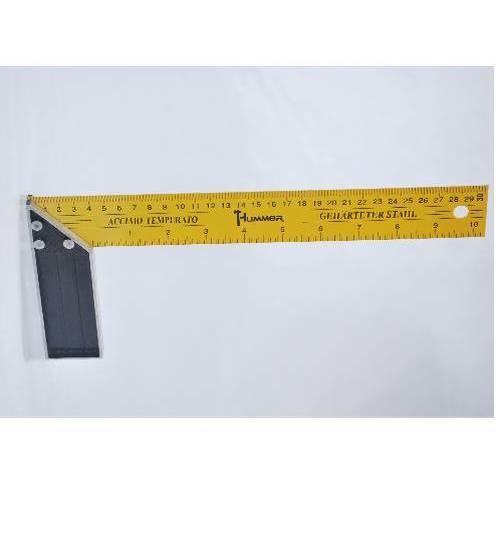 HUMMER ฉากเหล็ก ขนาด 30ซม.  JR-5008A เหลือง