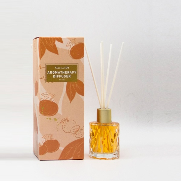 USUPSO ชุดก้านไม้หอม Orange & Agarwood 60 ml.