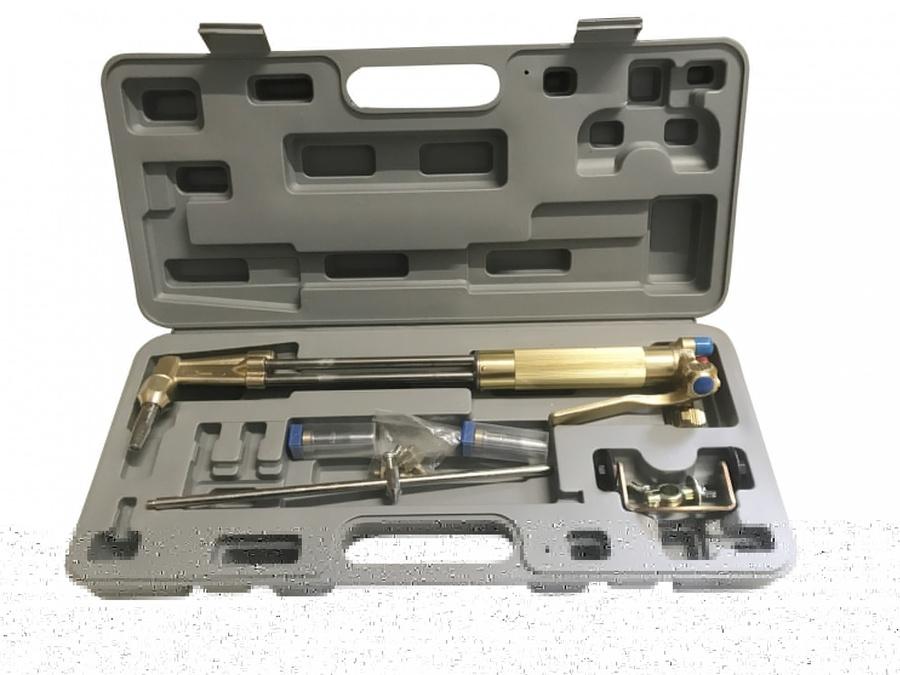 HUMMER ชุดหัวตัดแก๊สออกซิเจน (อะลูมิเนียม) OCG-08AL สีทอง