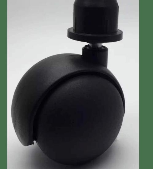 HUMMER ล้อแกนเดือย TWFF-40 สีดำ