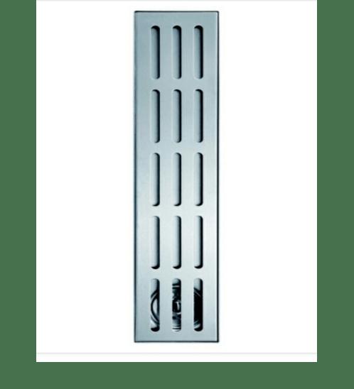 VERNO ตะแกรงกันกลิ่น PQS-DL01-1 สีโครเมี่ยม