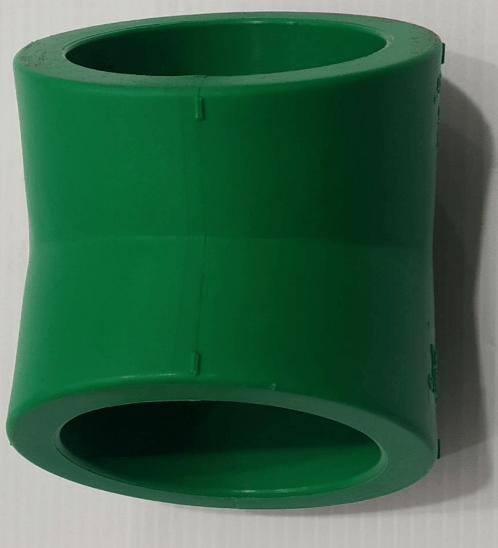 ERA ข้องอ 45 องศา  (PPR) 63mm  (PPR) สีเขียว