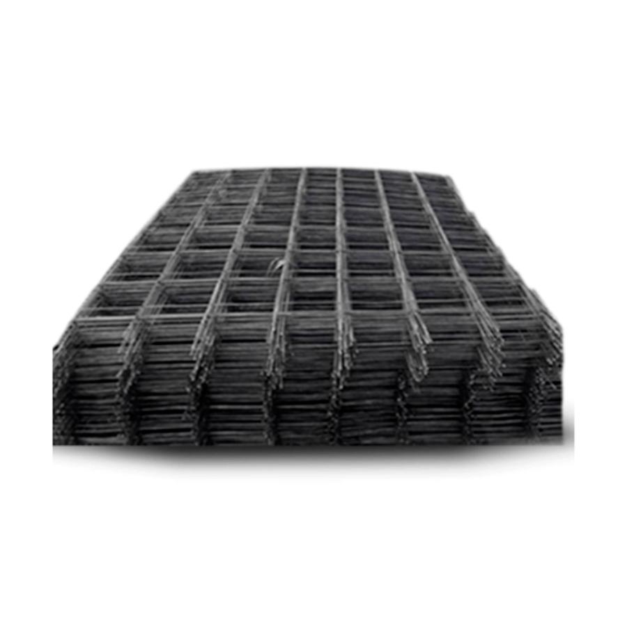- ตะแกรงไวร์เมช  6.0 mm. 20 x 20  ขนาด 2.0 x 4.5 (แผ่น) สีดำ