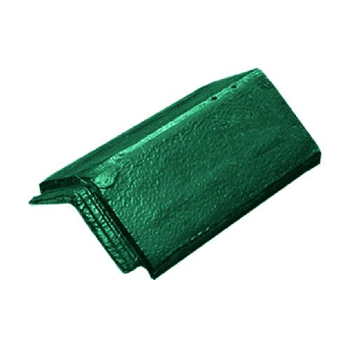 โอฬาร ครอบสันหลังคา24.50 *41.50 ซม.สีเขียวหยก คอนโดร