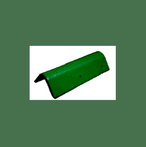 โอฬาร  ครอบข้าง90องศา  สีน้ำมัน-เขียวหยก  สแกนเดีย เขียว