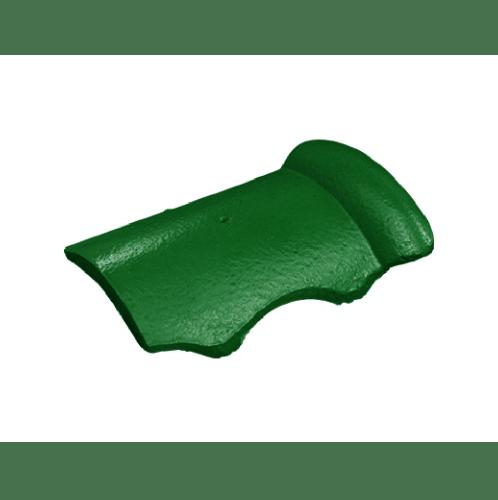 โอฬาร ครอบโค้งชิดผนัง  สีพิเศษเขียวหยก สแกนเดีย