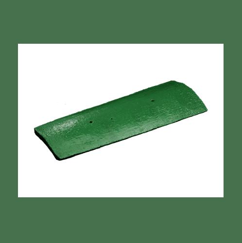 โอฬาร ครอบข้างปิดผนัง สีพิเศษเขียวหยก สแกนเดีย
