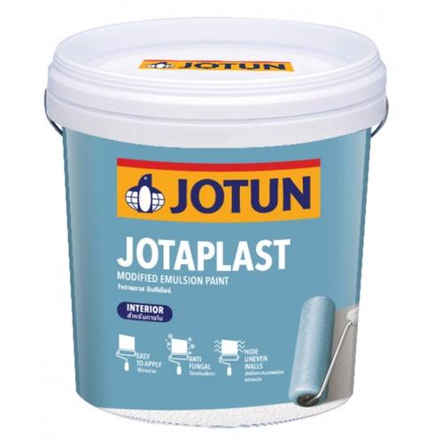 JOTUN  โจตาพลาส อินทีเรียร์ เอ.  9ลิตร  สีขาว