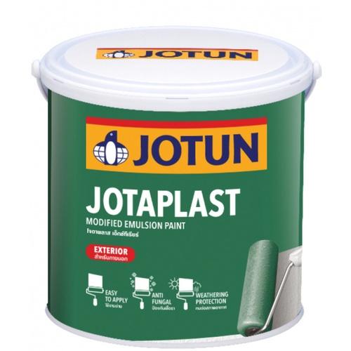 JOTUN โจตาพลาส เอ็กซ์ทีเรียร์ ขนาด  3.785 ลิตร สีขาว