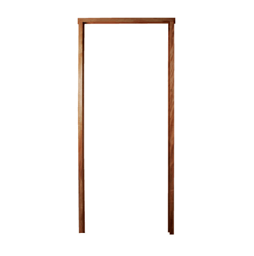 BEST วงกบประตูไม้เนื้อแข็ง  ขนาด 70x180ซม.