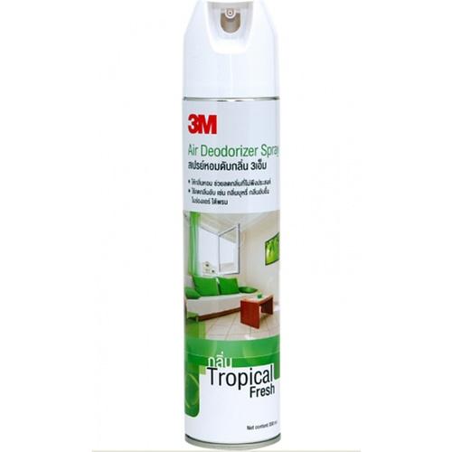 3M สเปรย์ดับกลิ่น 3เอ็ม กลิ่นทรอปิคอล เฟรช -