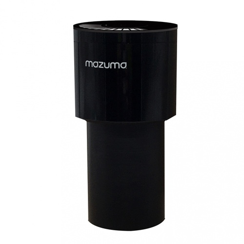 MAZUMA เครื่องฟอกอากาศในรถยนต์ (10 ตร.ม., )   NANO TITANANIUM BK สีดำ