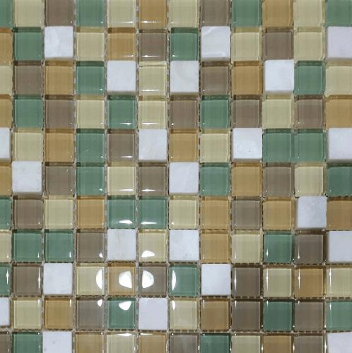 DURAGRES โมเสดแก้ว GL-203 A ดูราเกรส Mosaic
