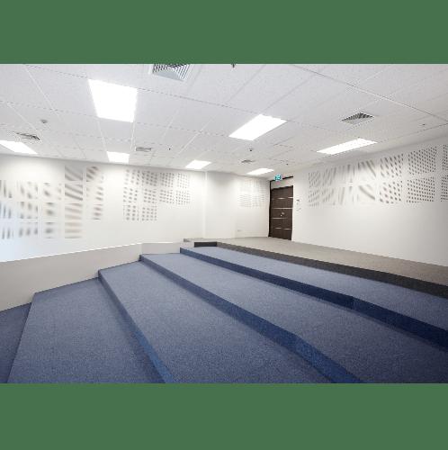 ยิปรอค แผ่นฝ้าเพดาน ขอบตรง 12x600x1200 มิลลิเมตร Casoprano™ CasoMOON