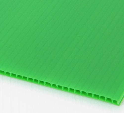 PANKO ฟิวเจอร์บอร์ด สีเขียวอ่อน 3มม.130x245ซม. F2-PB3