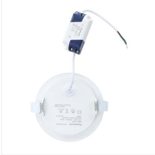 PANASONIC หลอด LED พาแนล 6 วัตต์ แบบกลม ซอฟต์วอร์ม NNP712563 สีขาว