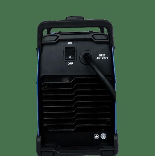 ZINSANO เครื่องเชื่อมไฟฟ้าอินเวอร์เตอร์ ZMMA140  น้ำเงิน