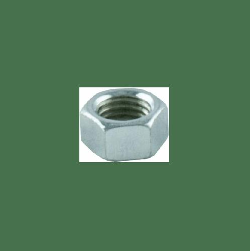 Pansiam หัวน๊อตเกลียวมิลM6x10mm MN-610 ซิ้งขาว