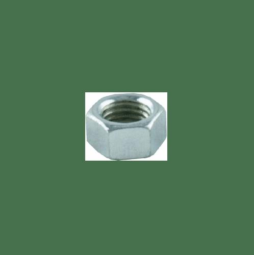 Pansiam หัวน๊อตเกลียวมิลM12x17mm MN-1217 ซิ้งขาว