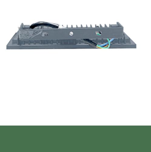 Racer โคมไฟสปอร์ตไลท์ แอลอีดี 50W  IP65 6500K SPOT BRIGHT