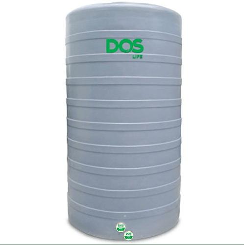 DOS ถังเก็บน้ำบนดิน CHAMP DWT 1000L S950 สีเทา