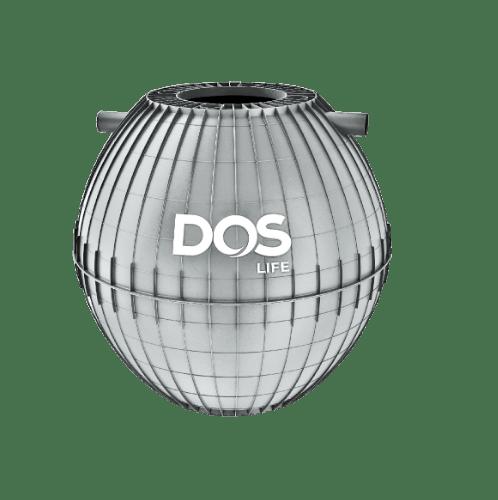 DOS ถังบำบัดน้ำเสีย DOS  800L ULTRA