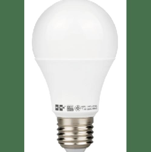 HI-TEK หลอดไฟแอลอีดี16วัตต์ ขั้วเกลียวมาตรฐาน แสงนวล HLLE27016W สีขาว