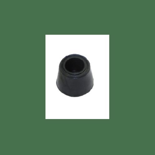 ยางPVCกันกระแทนแบบใช้สกรูยึด PA-150B (2ชิ้น/แพ็ค)  ดำ