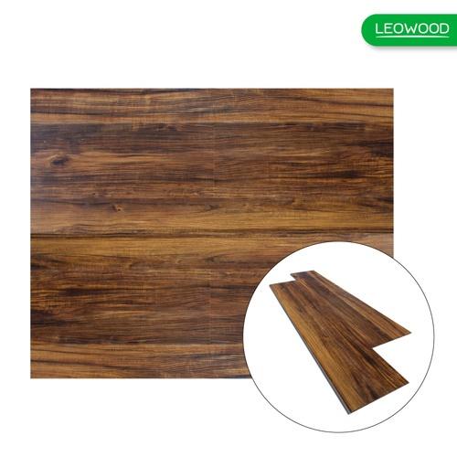 LEOWOOD ไม้พื้นกันน้ำ Leo Aqua Hawaii-Acacia (4x180x1218mm) (2.63.ตรม) A.